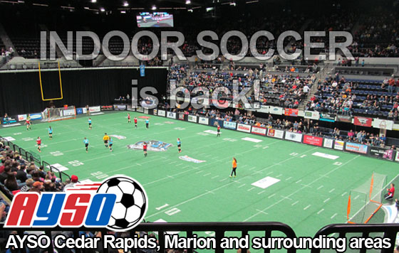 Indoor Soccer is back!